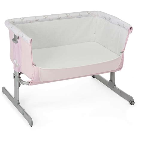 chicco next2me side sleeping crib princess special edition