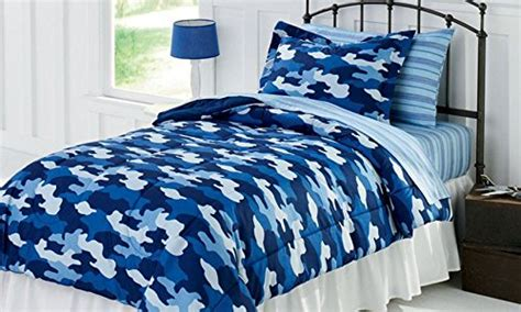 blue camouflage bedding children s camo bedding for boys and girls
