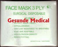 Masker Kesehatan Penutup Hidung Masker Sekali Pakai jual masker muka kait telinga masker hidung dan mulut