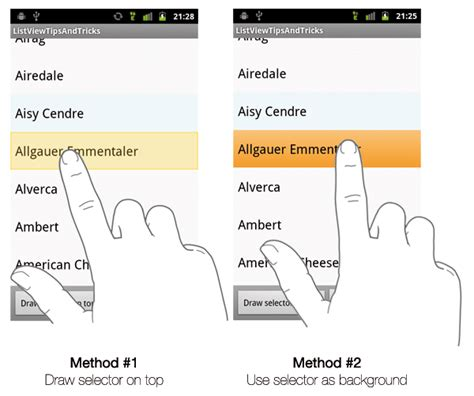 android listview layout change animation listview tips tricks 3 create fancy listviews cyril