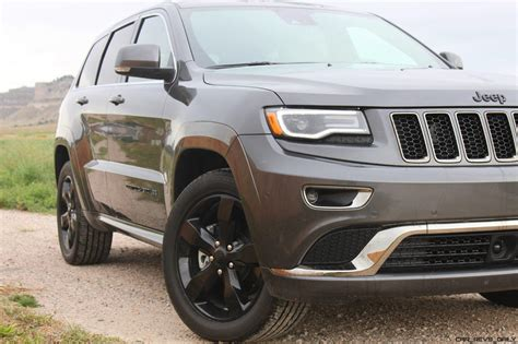 jeep grand cherokee overland 2016 jeep grand cherokee overland ecodiesel review by