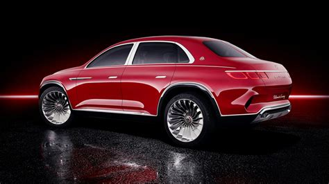 luxury mercedes mercedes maybach shows its own luxury suv