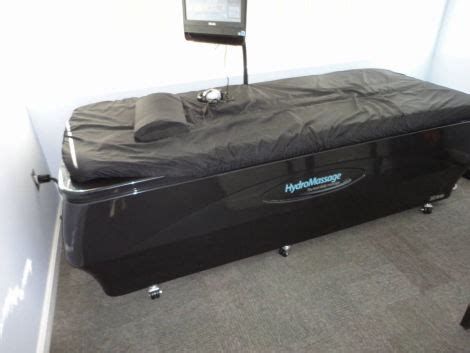 hydromassage bed for sale used hydromassage s350 series hydrotherapy chiropractic therapy for sale dotmed listing 1626800