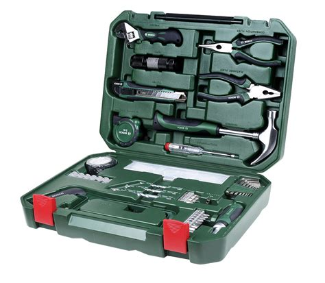 Tool Kit All In One Bosch 108 Pcs Multi Function Limited jual tool kit all in one bosch 108 multi