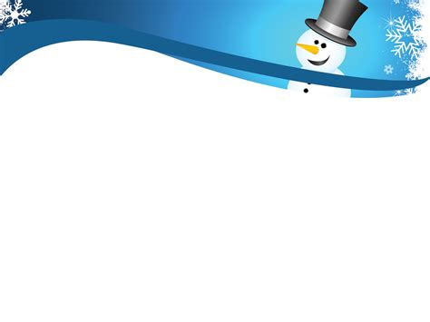 polar template winter polar powerpoint templates aqua cyan black