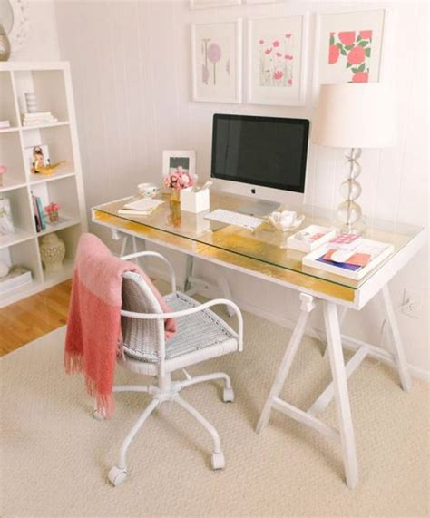 Diy Small Desk Ideas 15 Diy Computer Desks Tutorials For Your Home Office 2017