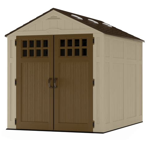 Rubbermaid 5h80 Shed by Rubbermaid Sheds Walmart