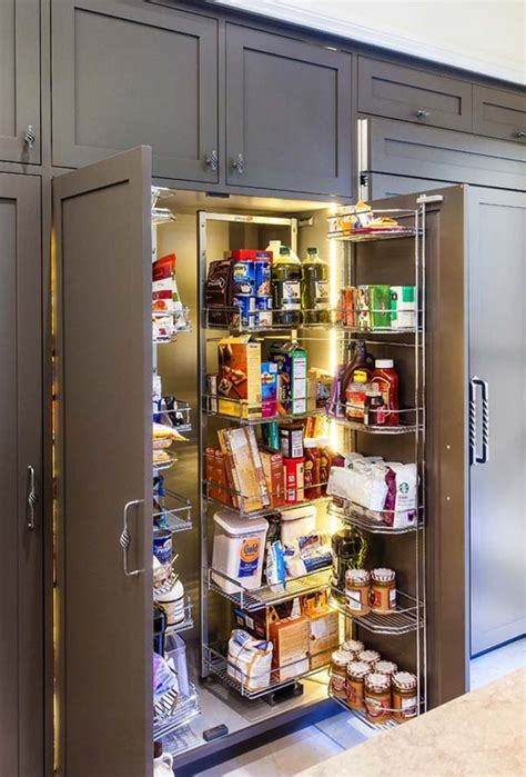 Kitchen Cabinet Organization Systems by Kitchen Saving Storage Solutions Useful Ideas For Pantry