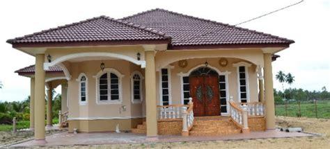 rumah banglo satu tingkat http://pondokkecil.com/blog