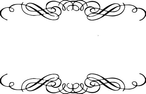 Wedding Flourish Clipart by Flourish Monogram Clipart Free Clipartfest Wedding Clipartix