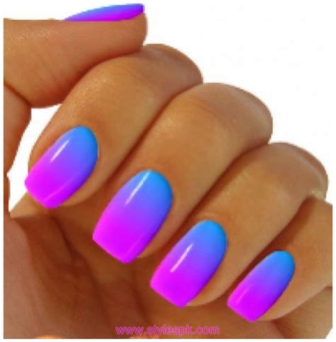 2 color nail best nail designs pictures 2016 2017 for