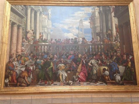 Wedding At Cana Painting In The Louvre by 20170415 153022 Large Jpg Picture Of Musee Du Louvre