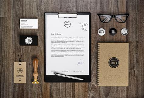 mockup design html 95 free stationery branding mockup psd for identity
