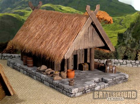 making  viking house model house  design