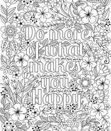 coloring pages for adults with quotes 25 best ideas about quote coloring pages on