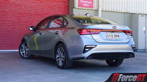 Kia Cerato Hatch 2019 by 2019 Kia Cerato Sport Sedan Review Forcegt