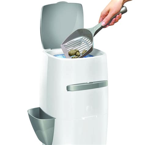 litter genie boxes cat pee disposal system refill