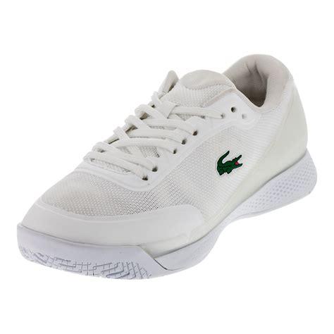 lacoste tennis shoes lacoste s lt pro 117 tennis shoes white
