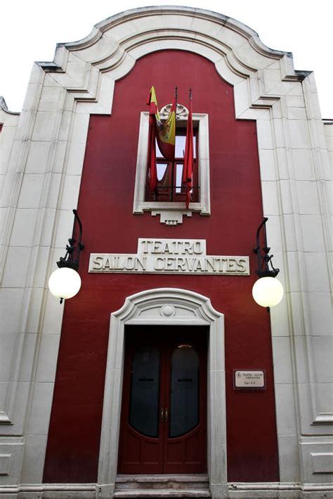 teatro salon cervantes programacion teatro sal 243 n cervantes culturalcal 225