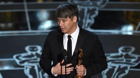 Film Editing Oscar Winner 2015   oscars 2015 whiplash editor tom cross wins in film
