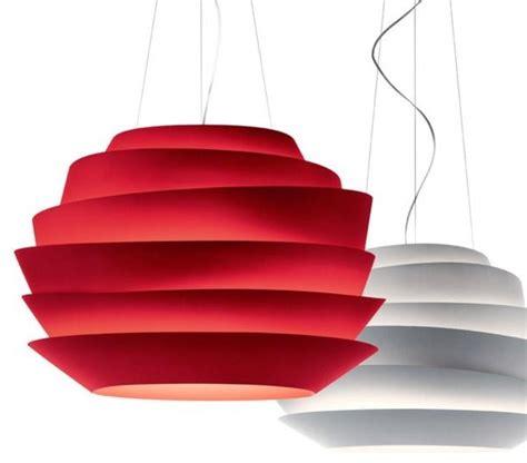 red drum light fixture red pendant lighting lilianduval
