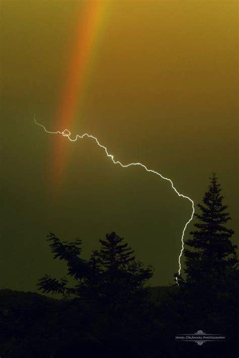 Thunder Rainbow 176 thunder rainbow beautiful weather