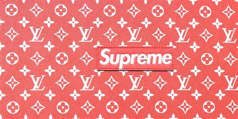 Baju Supreme X Lv supreme x louis vuitton kolaborasi streetwear dan high fashion gentleman indonesia