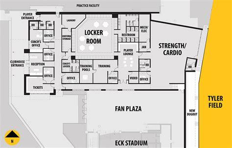 Locker Room Floor Plans 2015 january horizon next phase for eck stadium begins