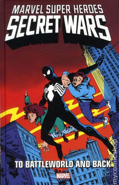 marvel super heroes secret wars a novel of marvel super heroes secret wars to battleworld and back hc 2015 marvel comic books