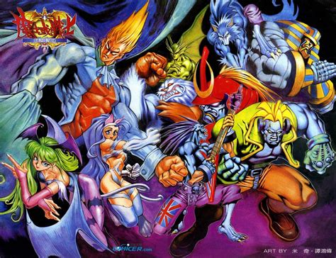 fighter vs darkstalkers vol 1 worlds of warriors books darkstalkers manhua darkstalkopedia fandom powered