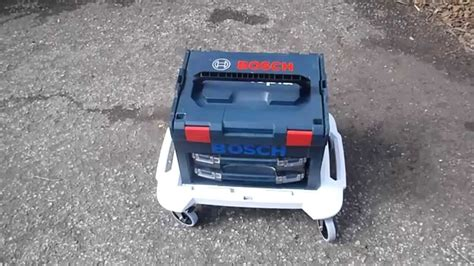 bosch l dolly for l boxx sortimo click and go with blickle castors