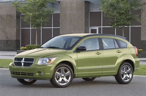 caliber chrysler chrysler reveals 2010 dodge caliber autoevolution