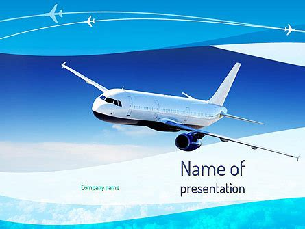 aviation powerpoint templates airline powerpoint templates dentonjazz