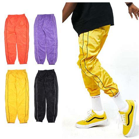 90s hip hop fashion men popular cool track pants buy cheap cool track pants lots