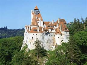 Castle Bran by The Real Dracula Castle
