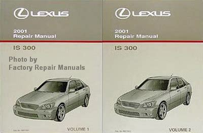 electric and cars manual 2002 lexus is security system 2001 lexus is300 original factory shop service repair manual set is 300 factory repair manuals