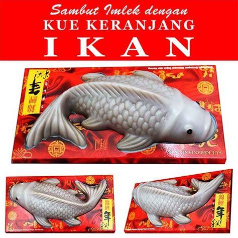 Kue Keranjang Bentuk Ikan Koi buy dodol imlek kue keranjang ikan koi deals for only