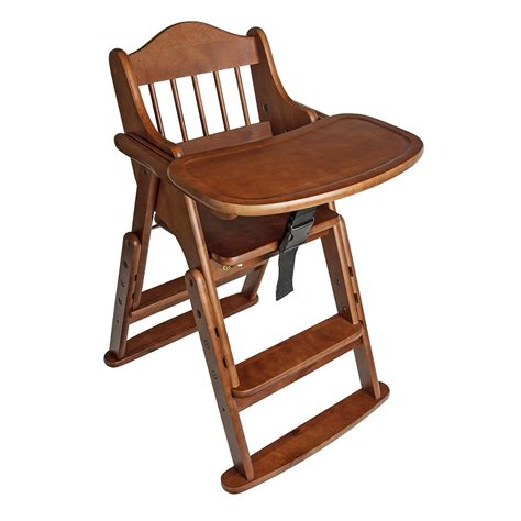 Folding High Chairs For Babies Uk by Safetots Folding Multi Height Wooden Safety Baby And Child High Chair Wood Ebay