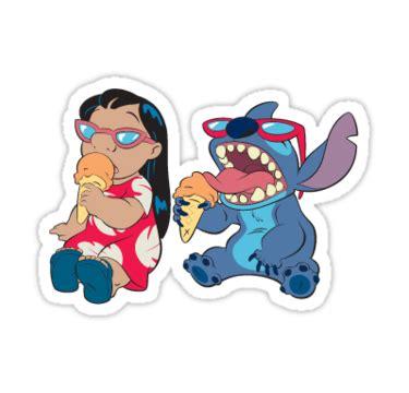 Stitch Stickers