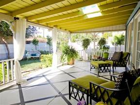 Portable Awnings For Decks Make Shade Canopies Pergolas Gazebos And More Hgtv