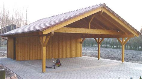 holz doppelcarport doppelcarport made in germany 2 sams gartenhaus shop