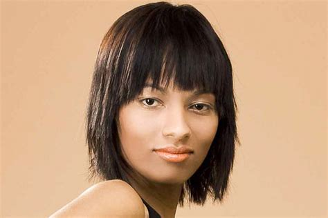 long choppy bob with fringe hairstyles for women 2015 hairstyle stars