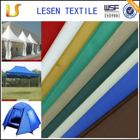 waterproof awning material high quality lightweight waterproof canvas fabric for tent