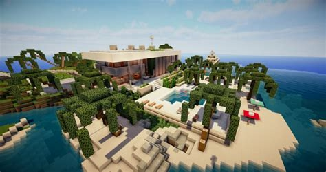 minecraft house maps beautiful modern house map for minecraft file minecraft com
