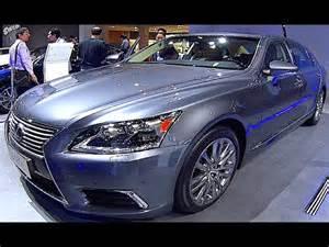 Lexus Ls600 New Lexus Ls 600 Hl 2016 2017 Interior Exterior