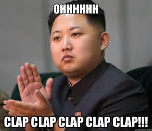 Clapping Meme - slow clap photo by hordini photobucket