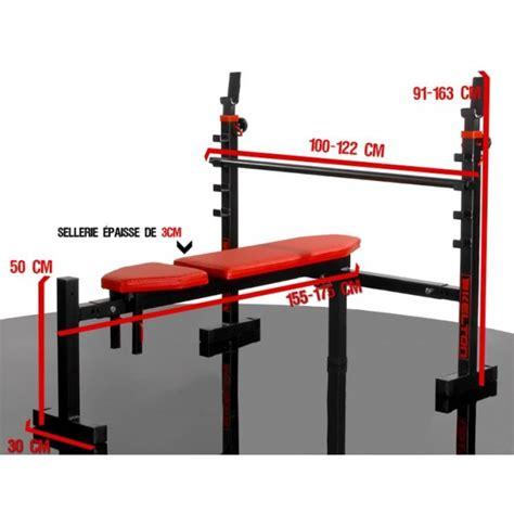 Exercice Avec Banc De Musculation by Dimension Banc De Musculation Muscu Maison