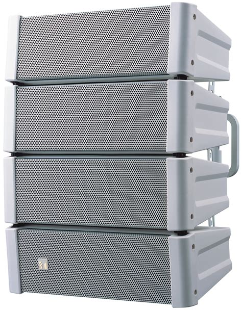Speaker Toa Array toa hx 5w ลำโพง compact line array speaker system