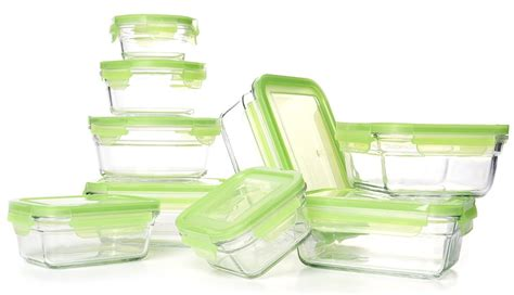 snapware containers gold box deal 18 glasslock snapware food storage container set only 19 99 free