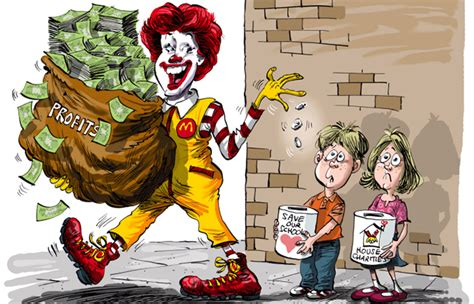 ronald mcdonald charity house mcdonald s criticized for using ronald mcdonald house charities for cheap publicity